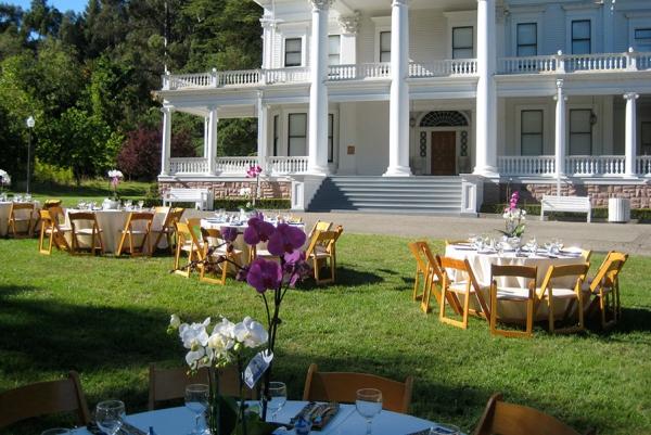Mansion Lawn