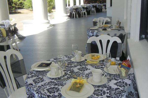 Mansion Veranda